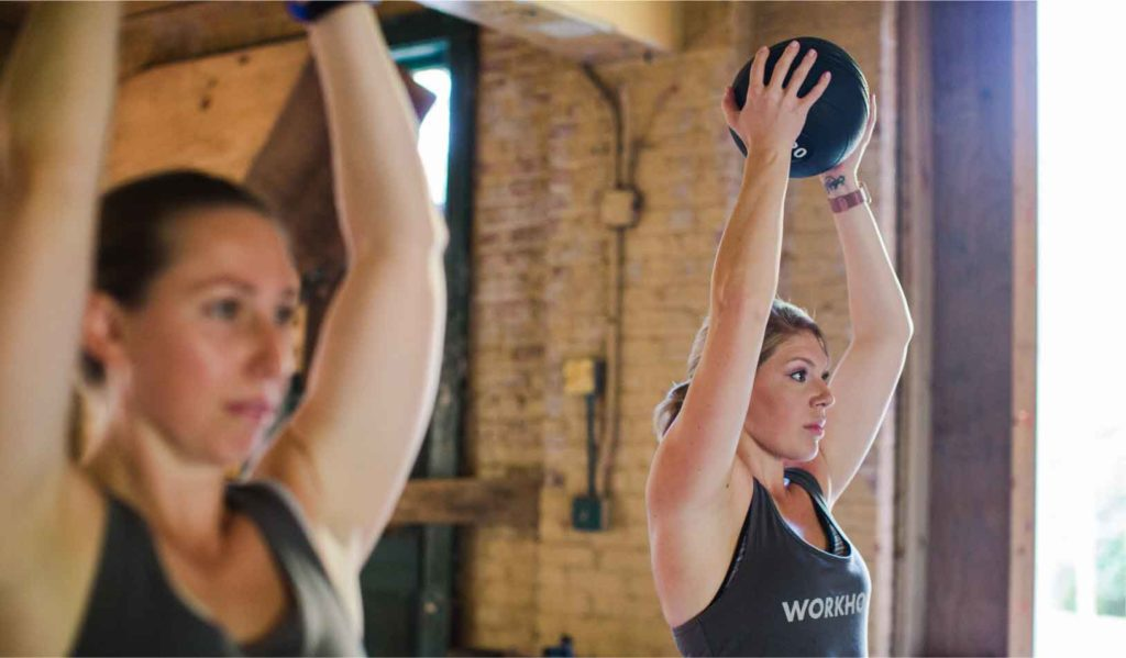 Workhorse-Fitness and Yoga Environment