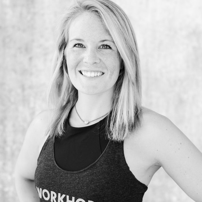 Workhorse Fitness and Yoga Kelsey