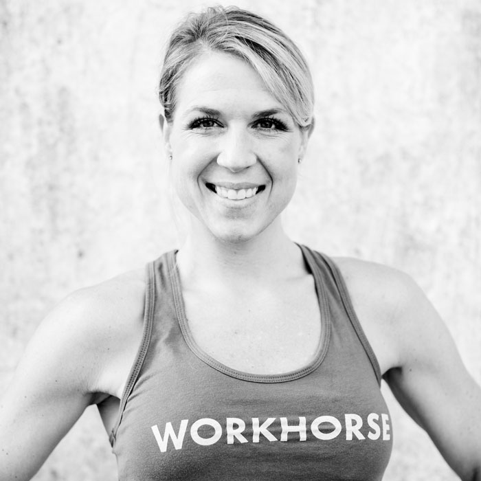 Workhorse Fitness and Yoga Tiffany