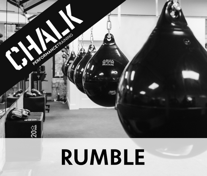 Workhorse Fitness and Yoga Rumble